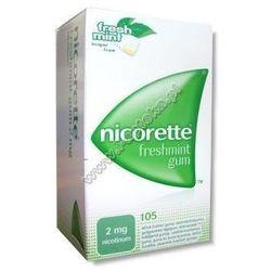 NICORETTE Freshmint 2mg x 105 gum