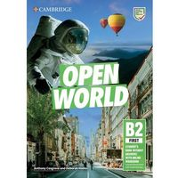 Open World First Student's Book Pack (SB wo Answers w Online Practice and WB wo Answers w Audio Download) (opr. miękka)