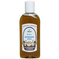Żel ziołowy pod prysznic do skóry suchej i wrażliwej (Mydlnica lekarska) 200ml