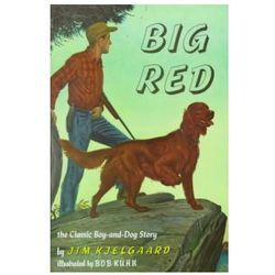 a summary of the novel big red by jim kjelgaard