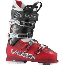 Narciarskie buty Lange SX 100 Red / Black LBC6020