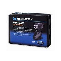 Kamera USB MANHATTAN 300K Mini
