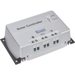 Kontroler inteligentny ładowania solarnego IVT SC 10 A 200014-SC10, 10 A, 12/24 V