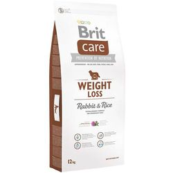 Brit Care Weight Loss Rabbit & Rice 2x12kg