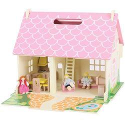 Mobilny domek dla lalek