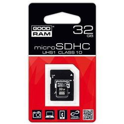 Karta pamięci microSDHC 32gb GoodRam