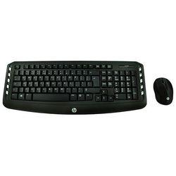 HP Wireless Classic Desktop LV290AA, bezprzewodowa klawiatura i myszka