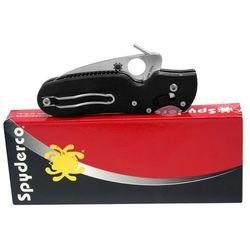 Nóż Spyderco P'Kal Black G-10 Plain (C103GP)