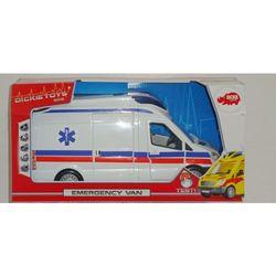 Dickie, S.O.S, Ambulans, pojazd Darmowa dostawa do sklepów SMYK