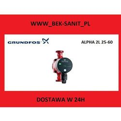 GRUNDFOS POMPA CO ALPHA 2L 25-40