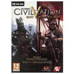 Civilization 5  Nowy Wspaniały Świat (PC)