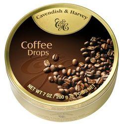 CAVENDISH HARVEY 175g Coffee Landrynki o smaku kawy z mlekiem