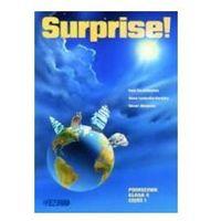 Surprise! Klasa 4, szkoła podstawowa, część 1. Język angielski. Podręcznik + zakładka do książki GRATIS (opr. miękka)