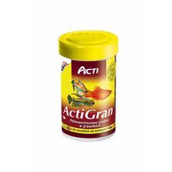 AQUA EL ActiGran - Uniwersalny pokarm w granulkach 100ml