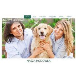 Szablon Joomla / WordPress dla hodowli psów SH1b
