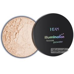 HEAN - Illumination loose powder - Puder sypki rozświetlający - 3 - MORELOWY
