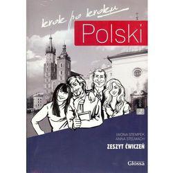 Polski krok po kroku. (A2-B1) Zeszyt ćwiczeń 2 + CD (opr. miękka)