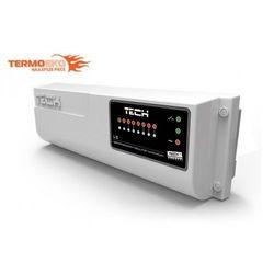 L-5 Tech przewodowy sterownik zaworów termostatycznych (8 sekcji) do ogrzewania podłogowego