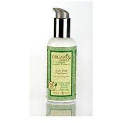 Organix Cosmetix organiczny tonik do twarzy z aloesem 150 ml