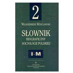 Słownik biograficzny socjologii polskiej t.2