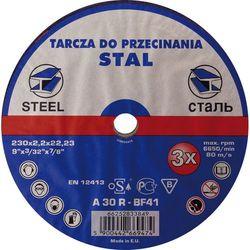 Tarcza szlifierki kątowej do stali, 230mm