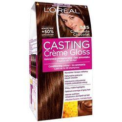 LOREAL Paris Casting Creme Gloss 535 Czekolada Farba do włosów