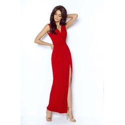 01baf8ca3f suknie sukienki luzna wieczorowa sukienka z szyfonem km04ps na ...