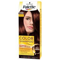 PALETTE Color Shampoo 236 Kasztan Szampon koloryzujący