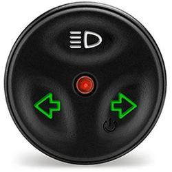 Garmin Varia Remote Akcesoria do oświetlenia rowerowego czarny