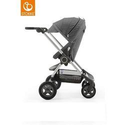 Stokke ® Scoot Wózek Spacerowy Black Melan