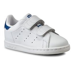 Buty adidas - Stan Smith CF I S74782 Ftwwht/Ftwwht/Eqtblu