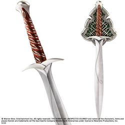 Miecz z filmu Hobbit - The Sting Sword of Bilbo Baggins Noble Collection (NOB1237)