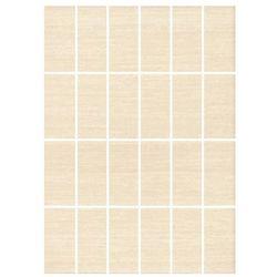 mozaika prostokąty Tenera beige 25 x 35 WD097-025