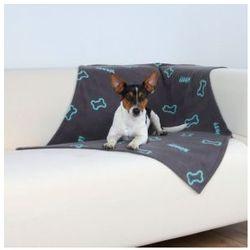 Kocyk dla psa i kota Beany 100 x 70 cm Kolor:Szary