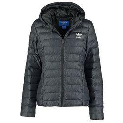 adidas Originals SLIM FIT Kurtka zimowa black