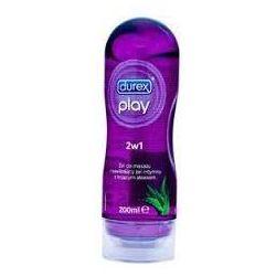 Durex Play 2 w 1 - żel do masażu i nawilżający żel intymny