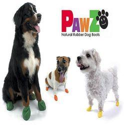 PAWZ buty dla psa z naturalnej gumy rozm. XL 1szt.