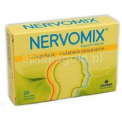 NERVOMIX 20 kapsułek