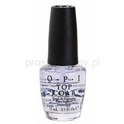 OPI Top Coat utwardzacz do lakieru do paznokci + do każdego zamówienia upominek.