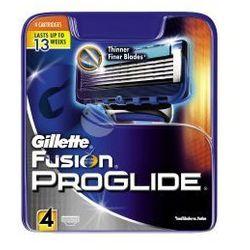 Gillette Fusion Proglide (M) wkład do maszynki do golenia 4 szt