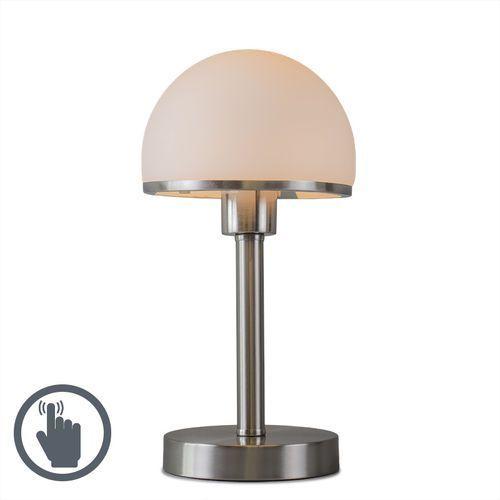 Lampa stolowa Bauhaus stal, dotykowa porównaj zanim kupisz