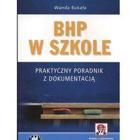 BHP w szkole. Praktyczny poradnik z dokumentacją (opr. miękka)