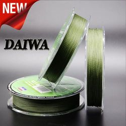 DAIWA, 4 Braided Fishing Line - Length:150m/135yds, Diameter:0.1mm-0.4mm,size:6-60lb Tackle, pike, carp, perch. MK store