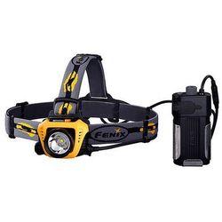 latarka czołowa Fenix HP30 - Black/Yellow