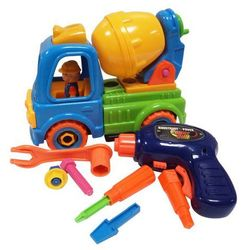 Zabawka SWEDE Ciężarówka Do Skręcania G244