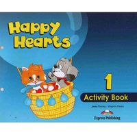 Happy Hearts 1 Activity Book (opr. miękka)