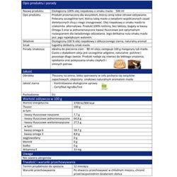 Olej rzepakowy o smaku masła BIO Premium 500ml