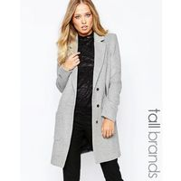 Y.A.S Tall Monday Coat - Grey