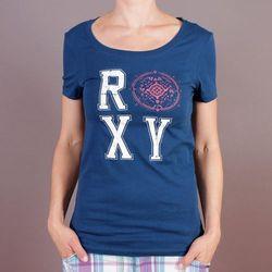 T-shirt Roxy Good Looking C - Ocean