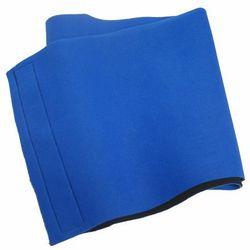 Pas wyszczuplający 100cm x 20cm Allright (niebieski)